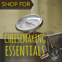 Shop for Cheesemaking Essentials