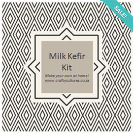 Milk Kefir Starter Kits on Sale