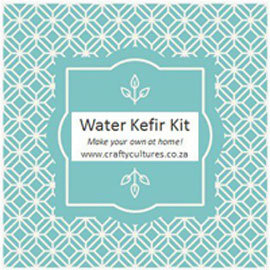 Water Kefir Starter Kit