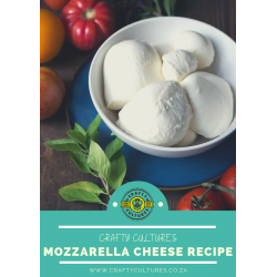 Crafty Culture's Mozzarella...