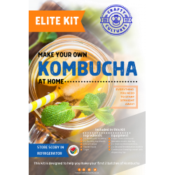 Kombucha Elite Kit