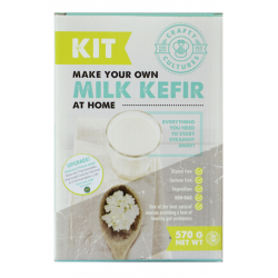 Milk Kefir Starter Kit