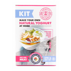 Natural Yoghurt Starter Kit