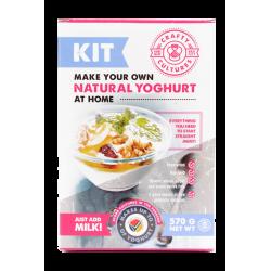 Natural Yoghurt Starter Kit