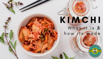 Kimchi: What it is and how it's made